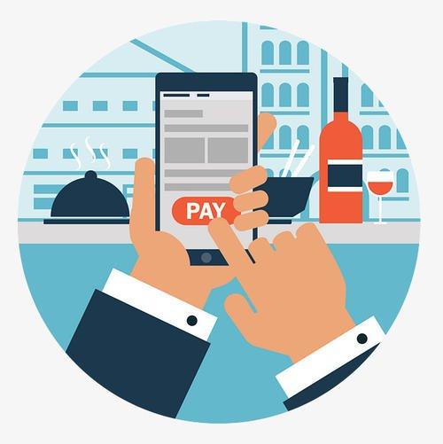 寻找更安全的付款方式非接触式