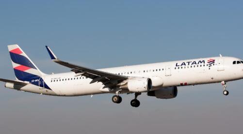 LATAM破产截至2019年底61架飞机的债务总额为22亿美元