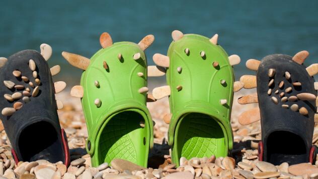 即使许多商店关门这家舒适鞋履制造商在三月和四月的销售额也有所增长
