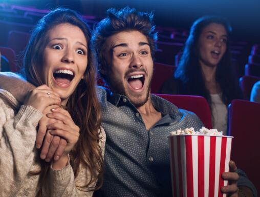 电影院连锁店前几天一直在飙升