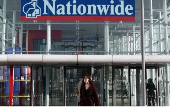 英国银行Nationwide放弃了一些目标 利润暴跌44%