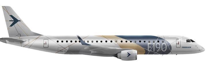 巴西航空工业公司股票今天早上暴涨了15%