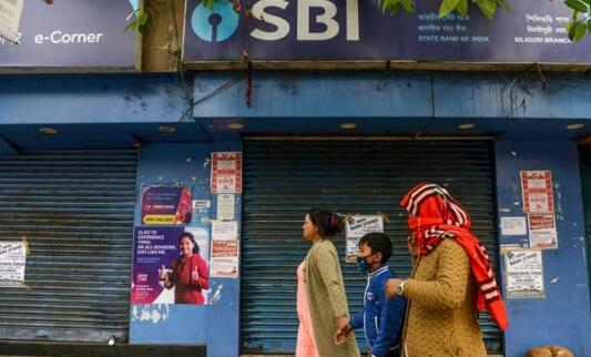 印度国家银行利润因拨备下降而跳升