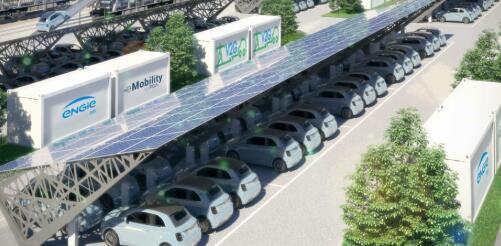 EV电池为意大利汽车制造厂提供电网稳定服务