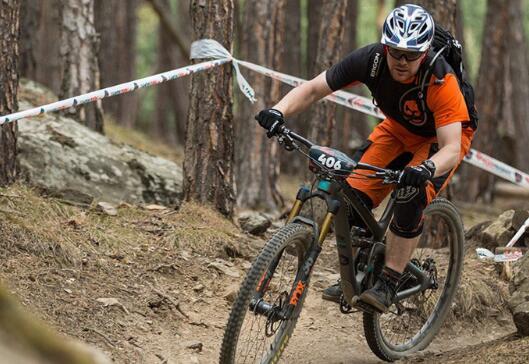 这家山地自行车制造商跃跃欲试其产品突然流行起来