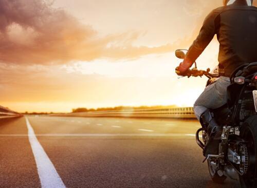 从4月初的底部开始这家摩托车制造商的股价已经上涨了一半回到了2020年的起点