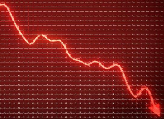 轴突的企业股票今天下跌了13%