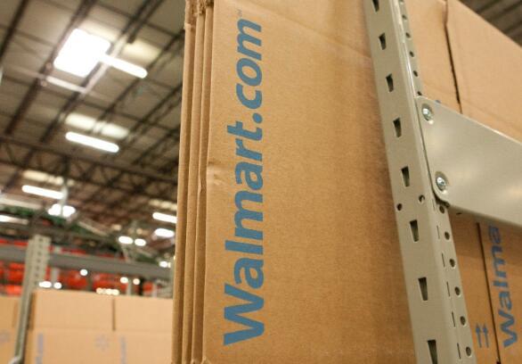 沃尔玛与Shopify合作道琼斯下沉3M报告销售额下降20%