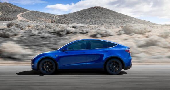 特斯拉的新款Y型SUV据报道受缺陷困扰