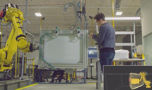 Veo Robotics初创公司被世界经济论坛评为技术先锋