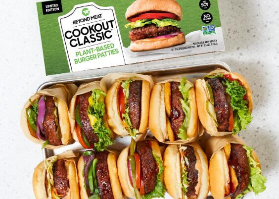 这家以植物为原料的食品制造商正在更加积极地定价其产品以吸引更多的汉堡爱好者