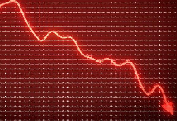美国钢铁库存仅下跌10%