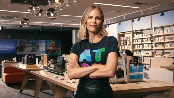 AT&T首席品牌和广告官Fiona Carter退出