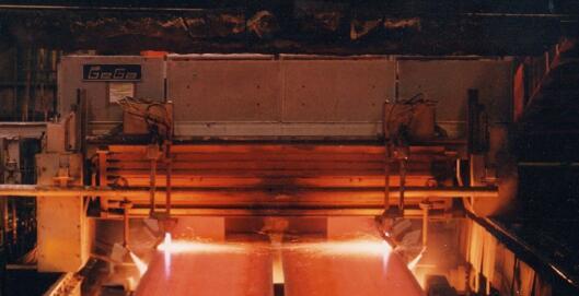 钢铁股今天阻碍了股市