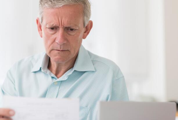 在危机期间失去的退休计划价值