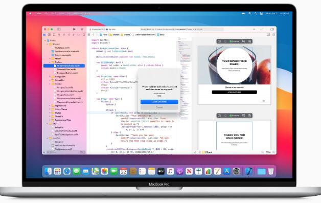 苹果通过一系列升级包括新的Mac芯片启动WWDC