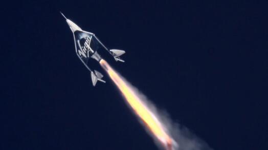 维珍银河将为NASA训练私人宇航员