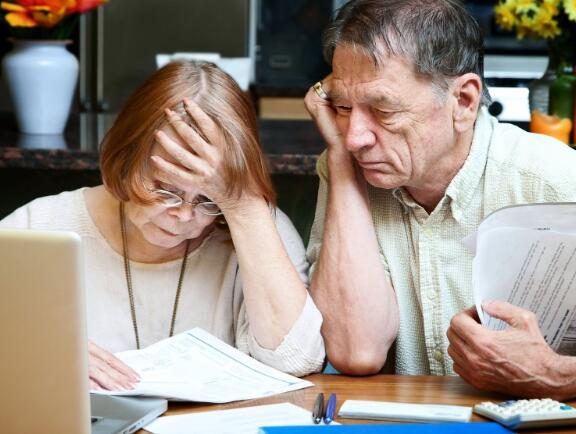 32%的美国老年人希望他们为这项退休费用做更好的计划