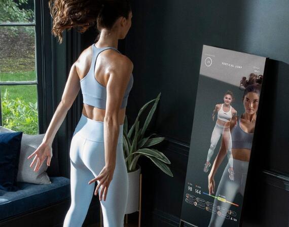 Lululemon收购在线家庭健身公司MIRROR