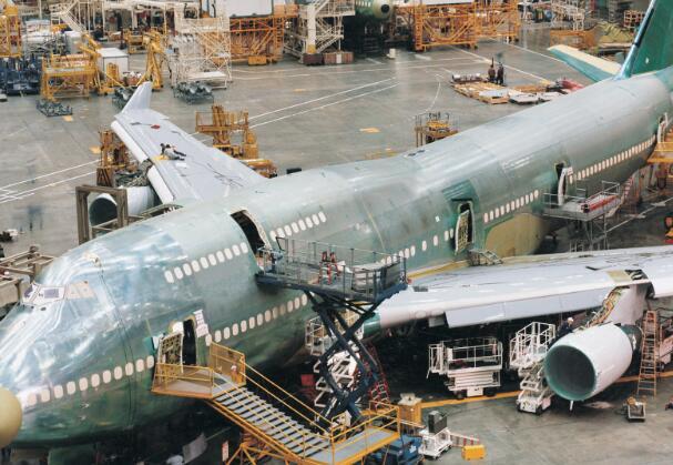 航空维修公司出售了一个无利可图的部门作为更广泛精简的一部分