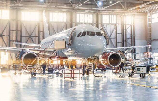 波音公司的好消息正在推动整个商业航空航天领域的发展