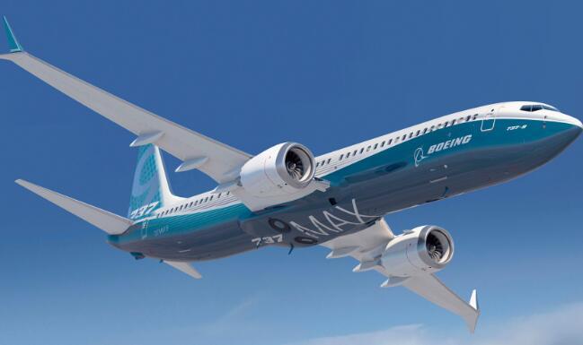 今天Spirit AeroSystems的股票上涨该股票与波音737 Max一起起飞