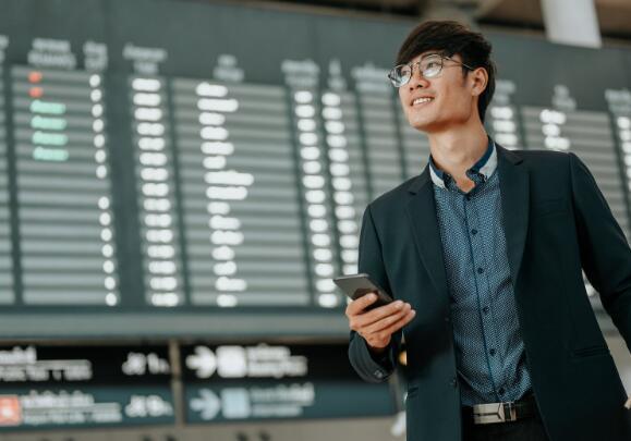 飞机正在迅速注满客户正在恢复公司的服务