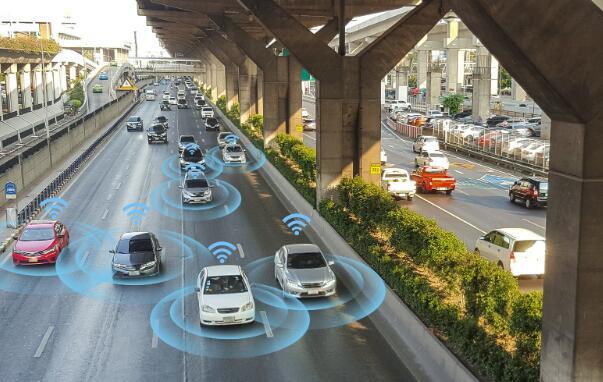 SPAC正在与一家制造自动驾驶汽车硬件的公司合并
