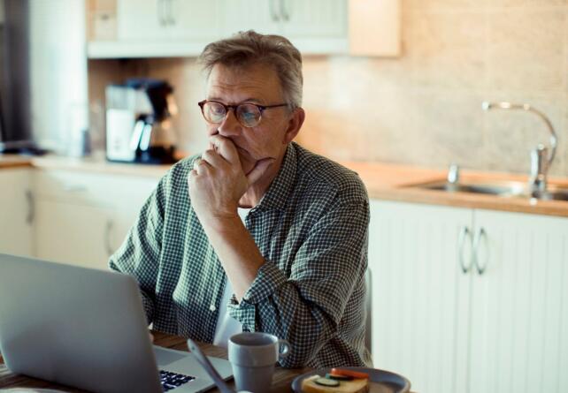 老年人的社会保障风险不知道他们正在服用