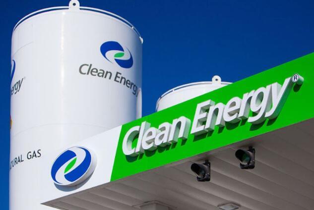 清洁能源公司为雪佛龙与南加州港口卡车计划的合作伙伴