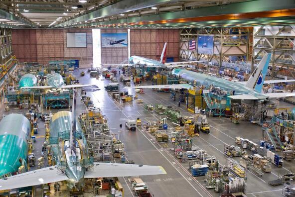 波音公司的顶级777X客户表示怀疑飞机将按时到达