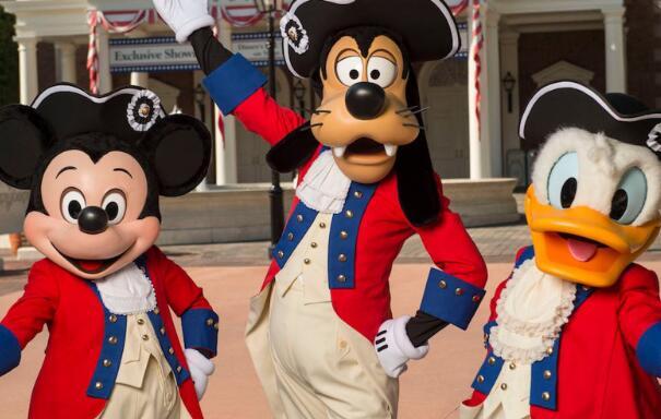迪士尼世界逐渐恢复营业