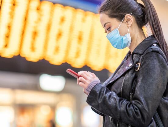 中国报告智能手机出货量双位数下降