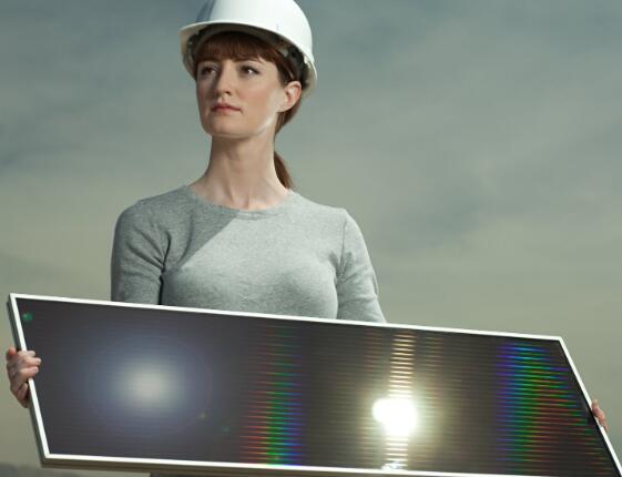 太阳能公司股价仅上涨了9%