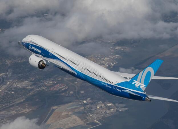 波音787梦幻客机因交付问题而受到打击