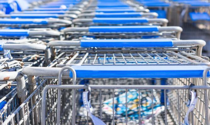在上次经济衰退中压垮市场的1种零售库存