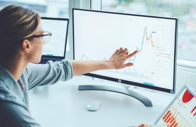 Dropbox周一的股票价格上涨了近10%