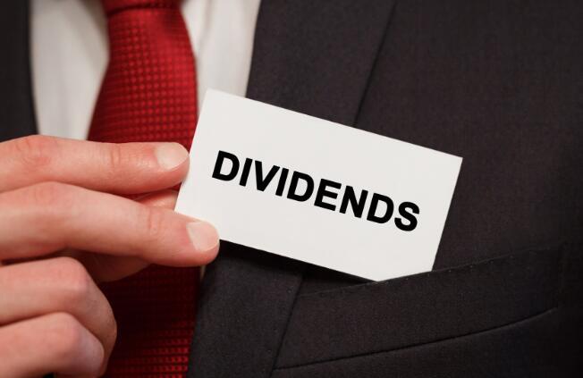 发现金融服务公司宣布在收益发布前的下一个股息
