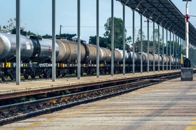 当前局势正在减缓工业生产并降低了对轨道车的需求
