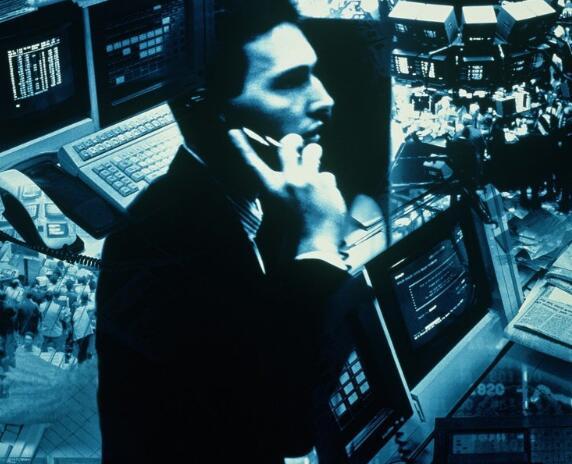 标普500指数下跌 英特尔股价崩盘