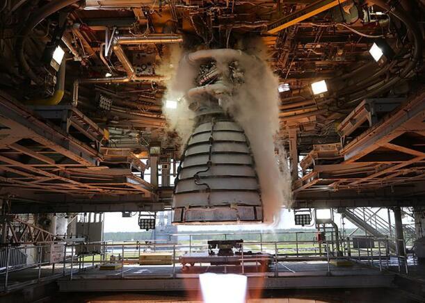 强劲的收益和对未来季度的乐观预期使这家火箭制造商大放异彩