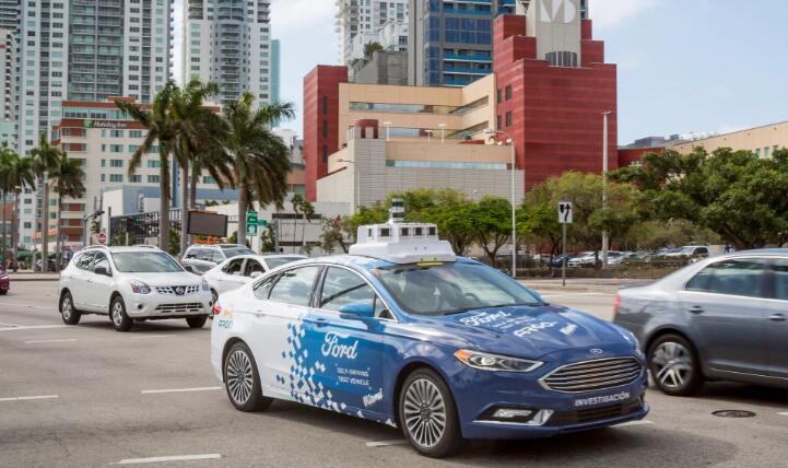 自动驾驶初创公司Argo AI估值达到75亿美元