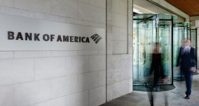 美国银行为商业和消费者贷款提供285亿美元的延期付款