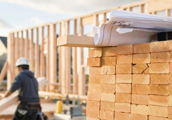 建筑商FirstSource的股票今天飙升