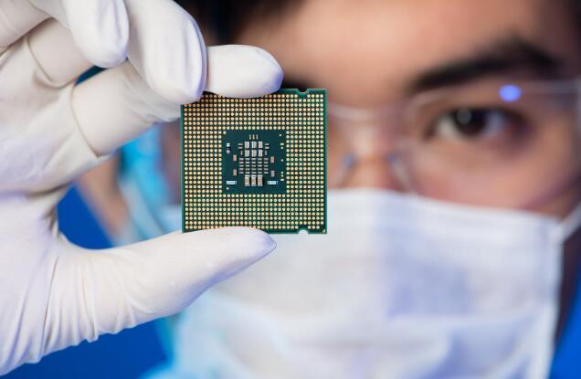 AMD在竞争对手的击败中创下记录