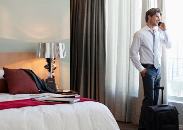 旅馆所有者的第二季度业绩非常糟糕 为什么房地产投资信托基金会反弹