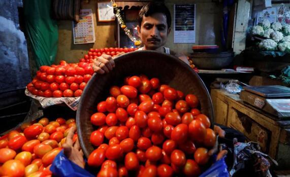 印度储备银行行长警告说 通货膨胀率将在9月当季保持高位