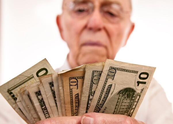 5个社会保障支出最高的州