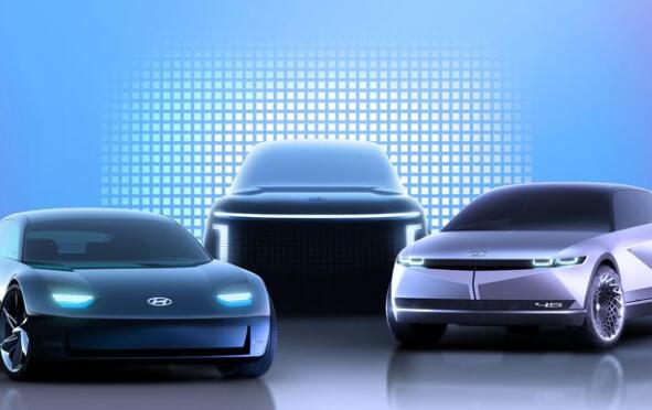 现代宣布新Ioniq品牌的三款电动车计划