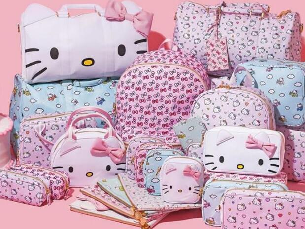 这个千禧年创立的品牌刚刚推出了我们梦dream以求的Hello Kitty系列